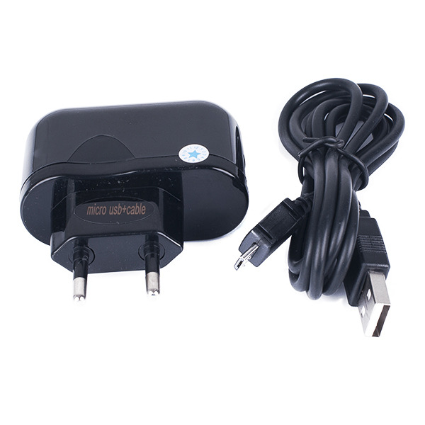 UNIVERSAL CHARGER FOR GALAXY XPERIA LUMIA 1A removable cable micro USB