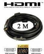 2m kabel HDMI- HDMI z gold v1.3b 2560x1600