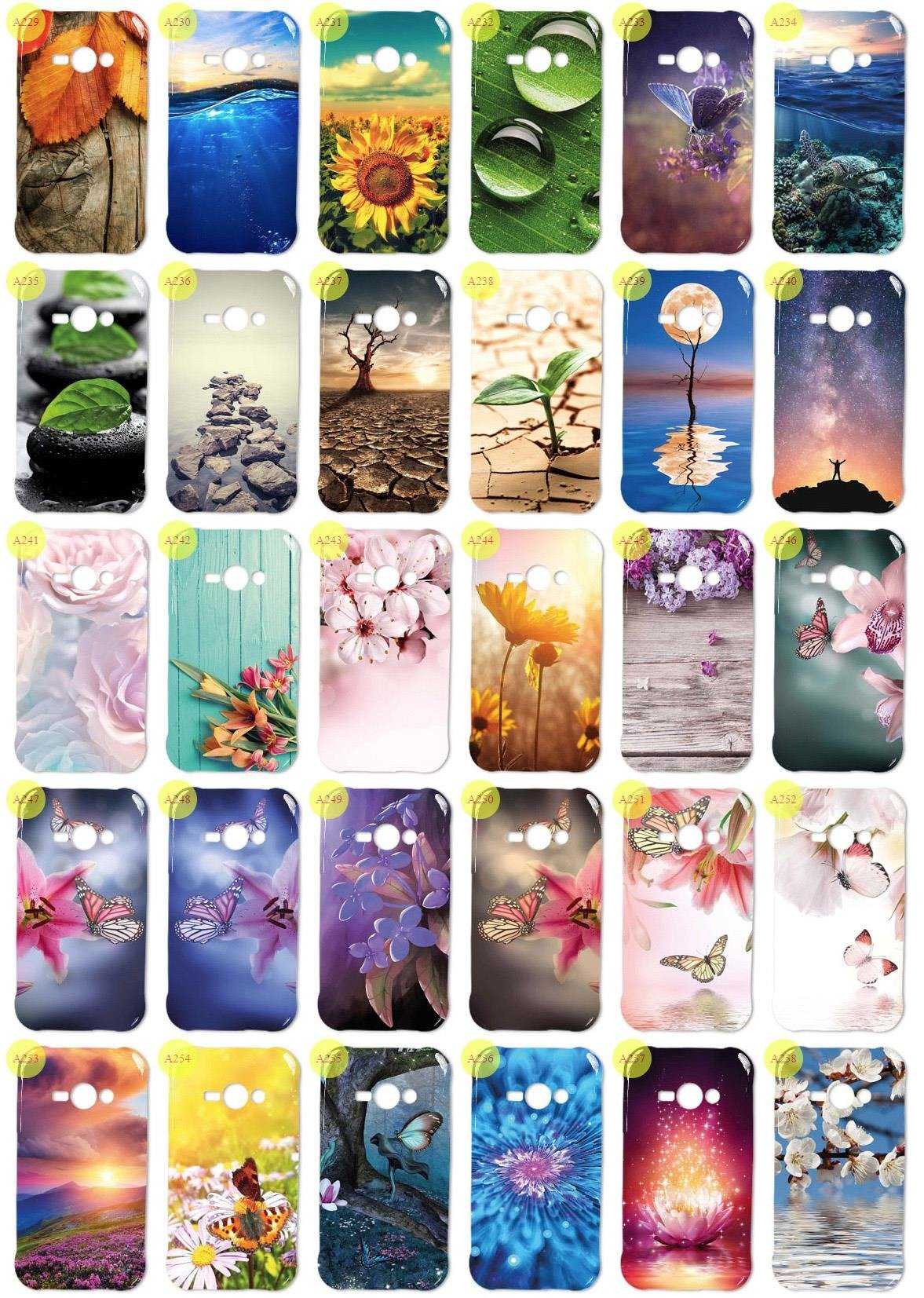 Back Case 03mm Kreatui Photocase Samsung Galaxy J1 Ace J111 Glass 2016 9h Click To Zoom
