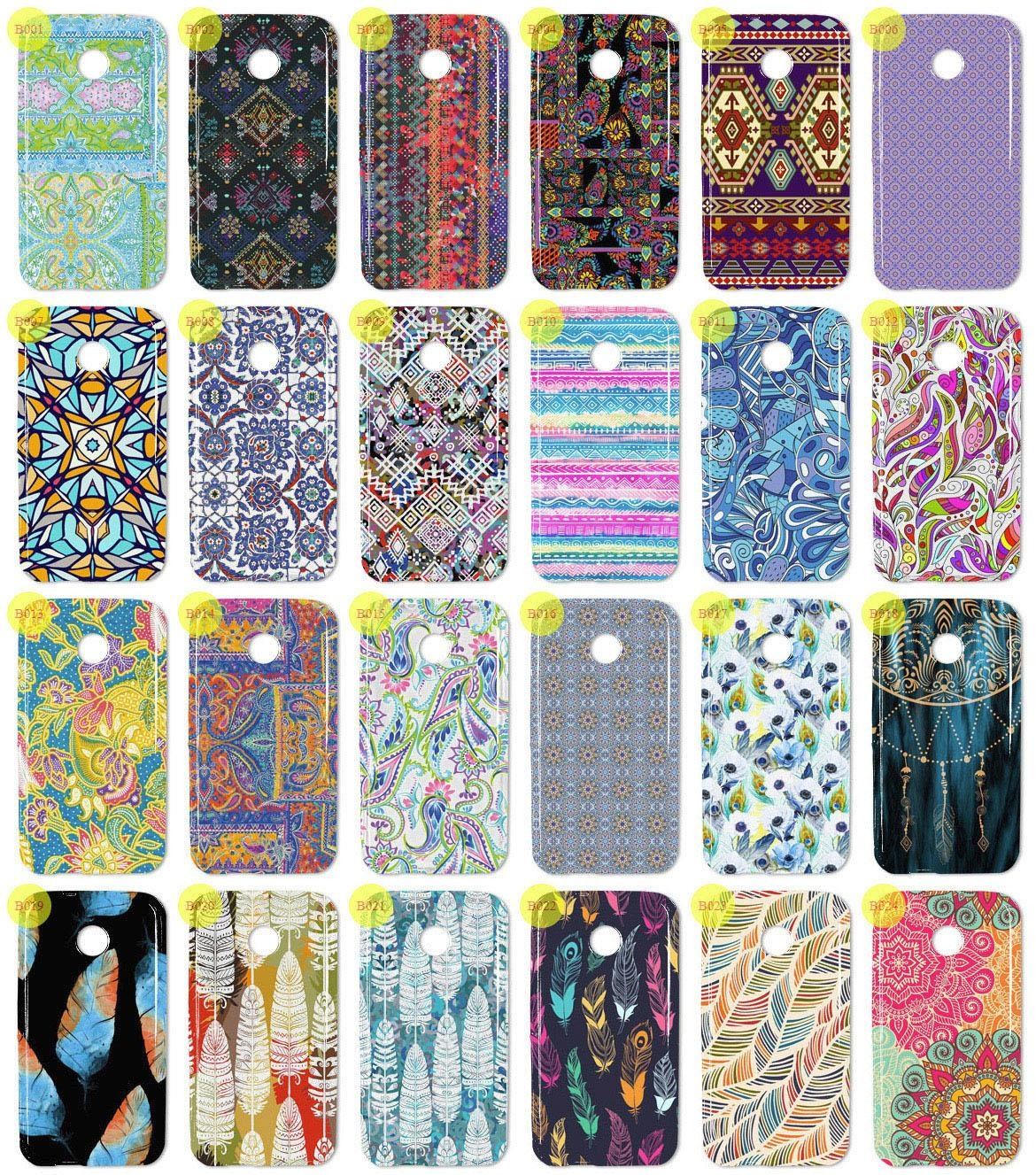 Back Case Print Cover 03mm Kreatui Artcase Vodafone Smart Mini 7 Flip Blackberry Aurora
