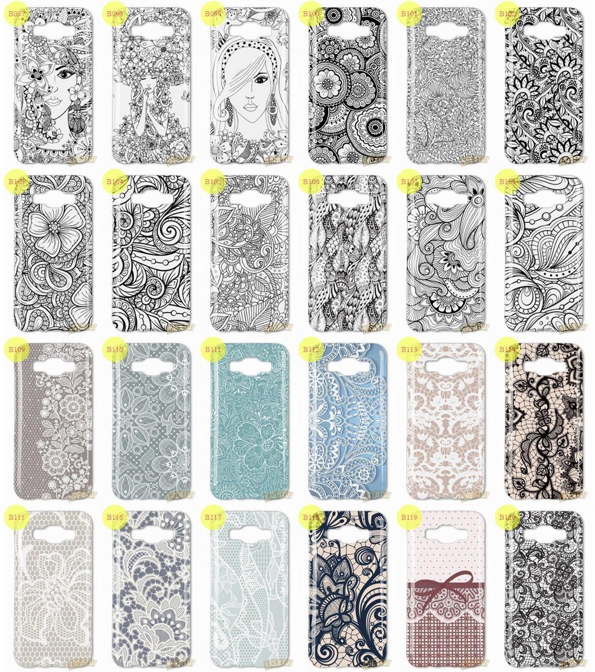 Back Case Gel Kreatui Artcase Samsung Galaxy E5 Sm E500 Glass 9h Click To Zoom