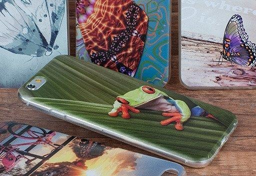 0.3mm Case Cover Tasche Fall Kreatui PhotoCase MOTOROLA MOTO G6