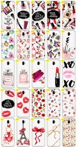 Back Case Cover Overprint Kreatui STICKERS FASHION WIKO WIM + GLASS 9H