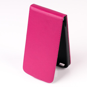 FLEX Fall Holster decken COVER CASE TASCHE HUAWEI ASCEND Y625 ROSA
