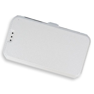 WALLET FLIP CASE COVER pocketbook SAMSUNG GALAXY XCOVER 3 G388 WHITE