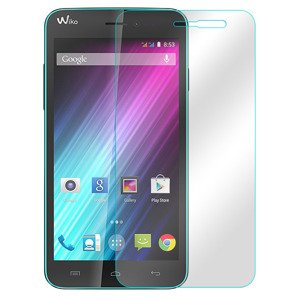 Tempered Glass Film 9H Oleophobic Screen Protector WIKO LENNY