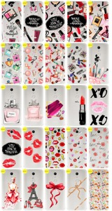 Case Cover Caso Copertura Overprint Kreatui FASHION WIKO UPULSE