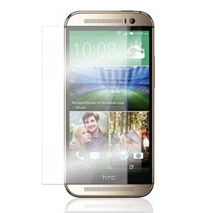 Tempered Glass Film 9H Oleophobic Screen Protector HTC ONE M8S