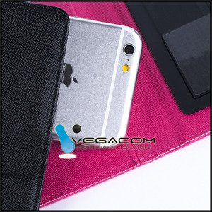WALLET FLIP CASE COVER pocketbook ACER LIQUID M330 4 COLORS