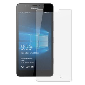 Tempered Glass Film 9H Oleophobic Screen Protector MICROSOFT LUMIA 950