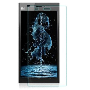Real Tempered Glass Film 9H Screen Protector XIAOMI MI3 / Mi 3