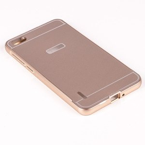 ALUMINIUM FRAME PROTECTION BUMPER CASE COVER HUAWEI HONOR 6 GOLD