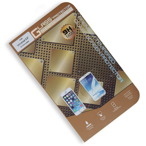 Tempered Glass Film 9H Screen Protector UNIVERSAL 5.5'' 14.65x7.15cm