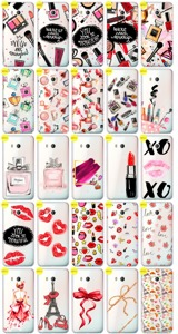 Case Cover Caso Copertura Overprint Kreatui FASHION HTC U11 / U 11