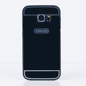 ALUMINIUM FRAME BUMPER CASE COVER for SAMSUNG GALAXY S6 SM-G920 BLACK