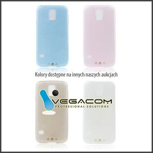 CASE COVER SAMSUNG GALAXY ALPHA SM-G850 0.3mm PINK NO WATER VAPOR