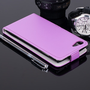 FLEX Fall Holster decken COVER CASE TASCHE WIKO HIGHWAY STAR VIOLETT