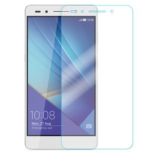 Real Tempered Glass Film 9H Oleophobic Screen Protector HUAWEI HONOR 7
