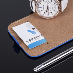 FLIP CASE COVER magnet SAMSUNG GALAXY GRAND PRIME SM-G530 sapphire