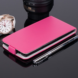 SLIM FLIP FLEX CASE COVER RUBBER magnet WIKO HIGHWAY STAR PINK