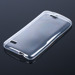 BACK CASE COVER for HUAWEI HONOR HOLLY Ultra slim 0.3mm TRANSPARENT