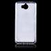 BACK CASE MATT COVER GEL RUBBER JELLY HUAWEI Y6 2017 TRANSPARENT