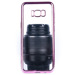 Fall decken CASE COVER BUMPER TASCHE SAMSUNG GALAXY S8 PLUS G955 ROSA