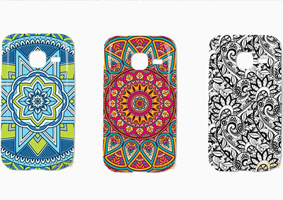 Modal collection cases - boho style