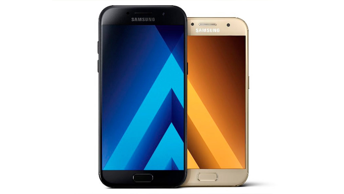 Samsung Galaxy A3 2017 and A5 2017 - flagship in the price of middle class