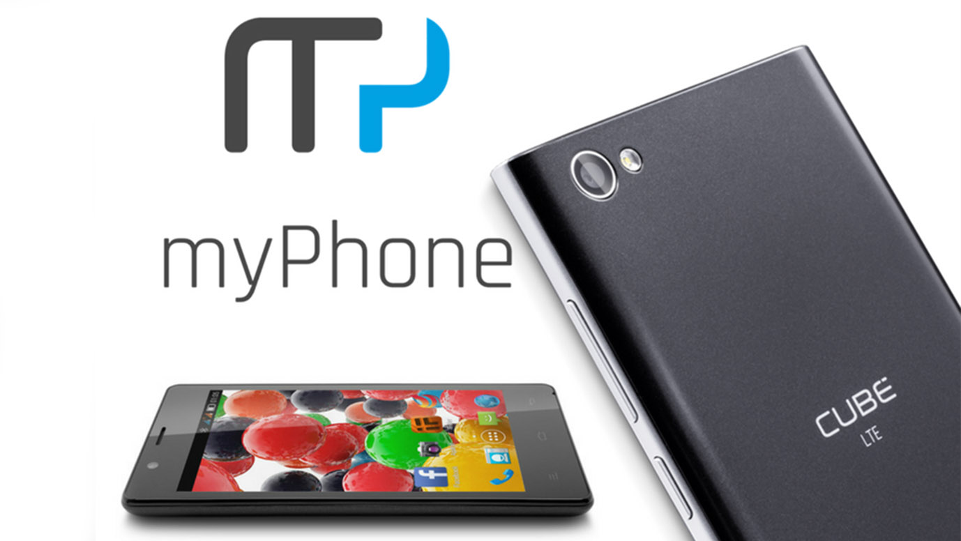 myPhone - approximation Polish brand