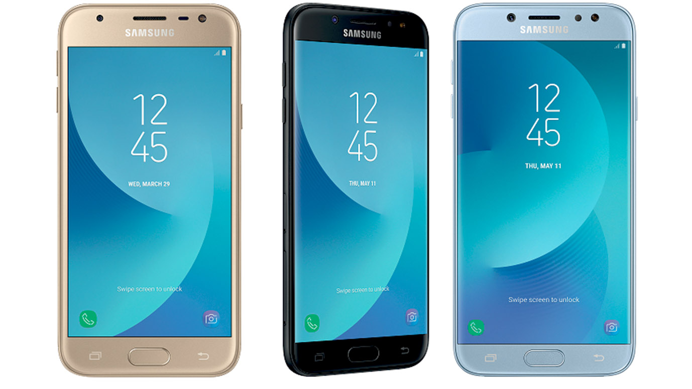 Samsung J Series for 2017