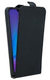 SLIM FLIP FLEX CASE COVER magnet RUBBER HUAWEI NOVA 3I BLACK 98291