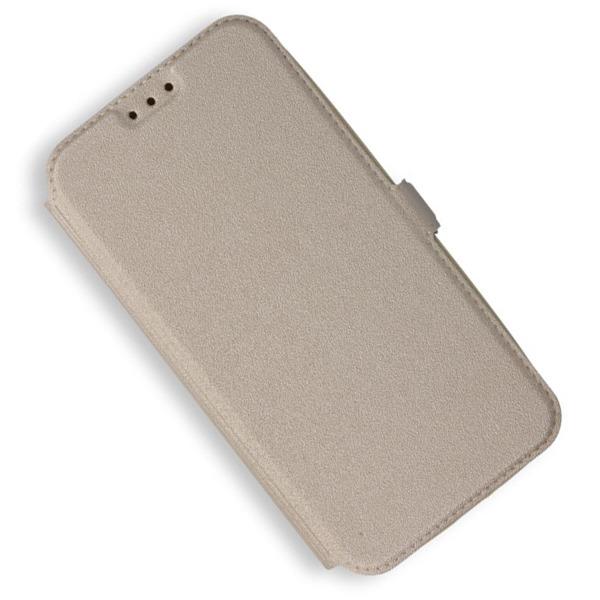 premium selection ceeda 6e811 2in1 WALLET CASE COVER MAGNET pocketbook ASUS ZENFONE MAX ZC550KL GOLD