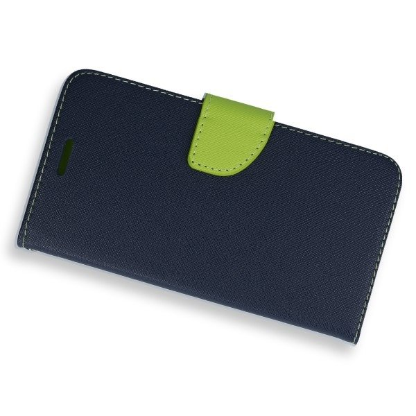 online retailer 6a727 5a0d0 2in1 WALLET FLIP CASE COVER MAGNET pocketbook XIAOMI REDMI NOTE 4 NAVY