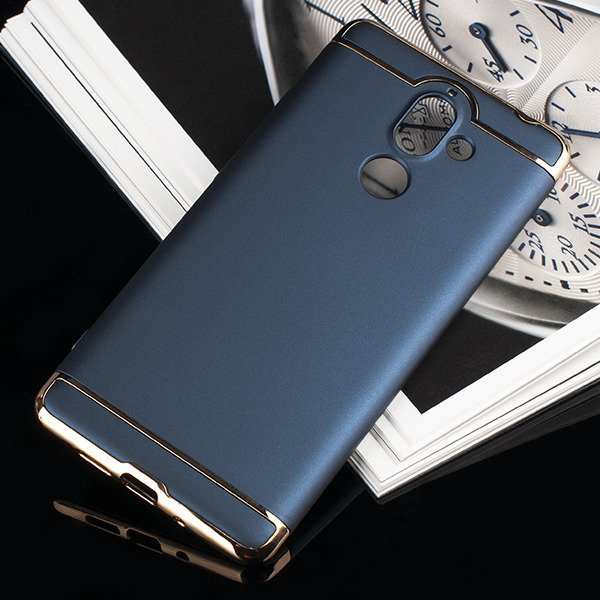 separation shoes 79fb7 1280d BACK CASE COVER AMARE HARD NOKIA 7 PLUS BLUE