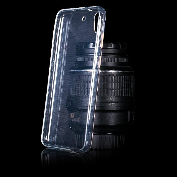 release date: 0d029 1c9ca BACK CASE COVER GEL RUBBER JELLY HTC DESIRE 650 TRANSPARENT