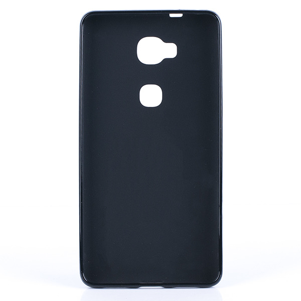 competitive price 77924 db577 BACK CASE COVER GEL RUBBER JELLY HUAWEI HONOR 5X BLACK