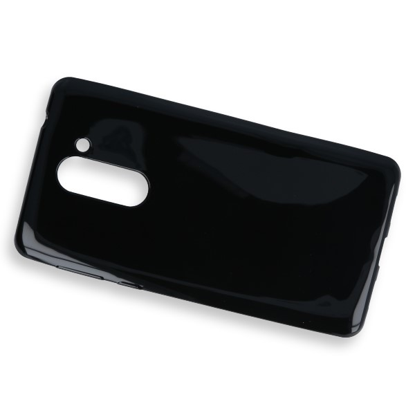 finest selection 0bf7d 15761 BACK CASE COVER GEL RUBBER JELLY HUAWEI HONOR 6X BLACK 64136 | VegaCom