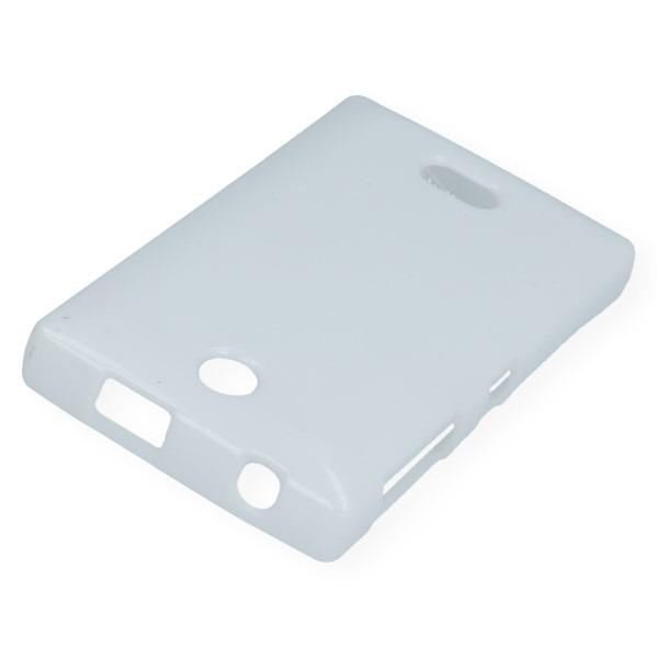 Back Case gel Kreatui PRINT COVER PhotoCase NOKIA ASHA 500 +