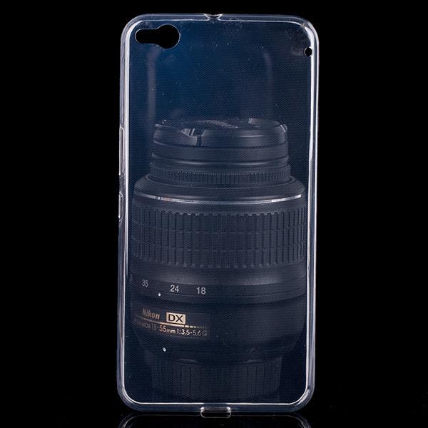 competitive price 9d0b1 a98cf BACK CASE COVER HTC ONE X9 Ultra slim 0.3mm TRANSPARENT