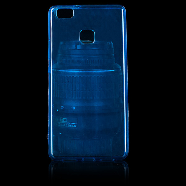 save off fd959 62499 BACK CASE COVER HUAWEI HONOR 8 SMART Ultra slim 0.3mm BLUE