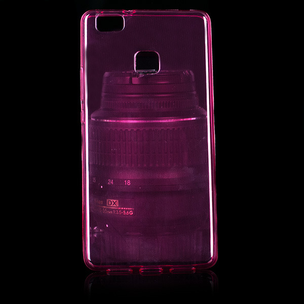 purchase cheap 4df81 f5625 BACK CASE COVER HUAWEI HONOR 8 SMART Ultra slim 0.3mm PINK