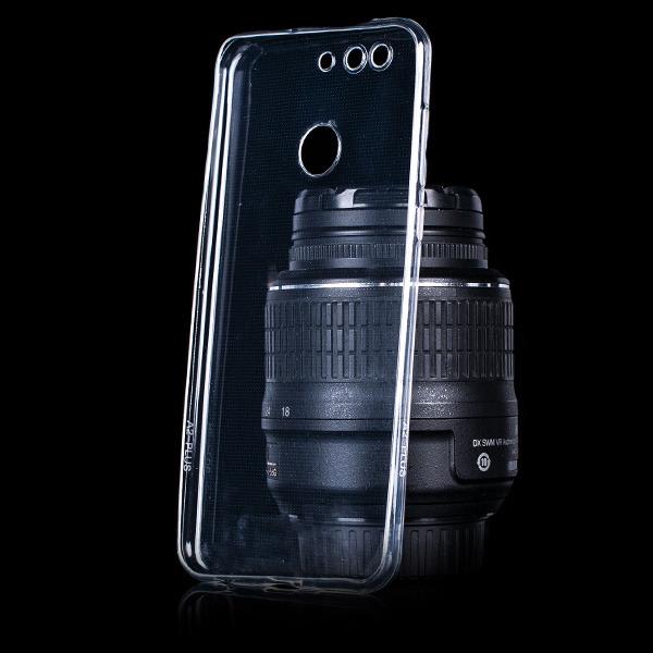 best service 168f5 7990e BACK CASE COVER HUAWEI NOVA 2 PLUS Ultra slim 0.3mm TRANSPARENT