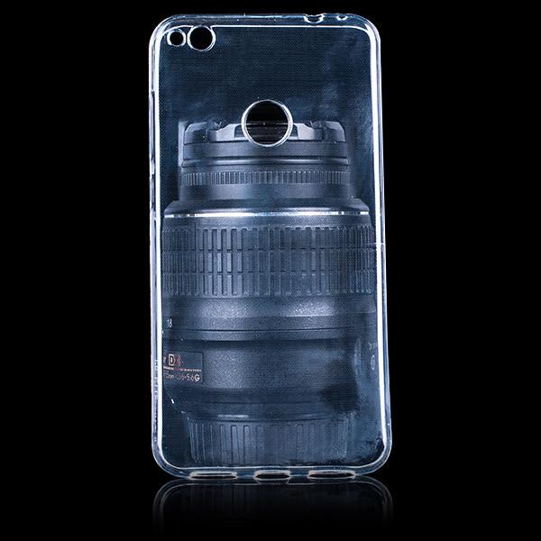 buy popular 9a221 59187 BACK CASE COVER HUAWEI P8 LITE 2017 Ultra slim 0.3mm TRANSPARENT