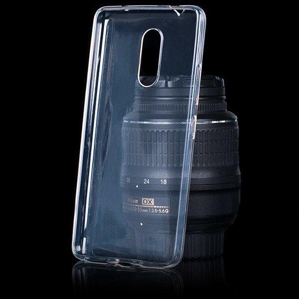 BACK CASE COVER LENOVO K6 NOTE Ultra slim 0 3mm TRANSPARENT 51986