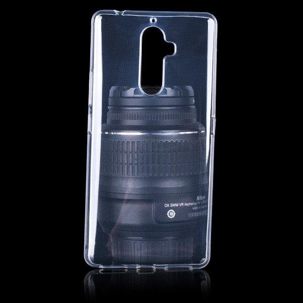 premium selection f9551 7c1f5 BACK CASE COVER LENOVO K8 NOTE Ultra slim 0.3mm TRANSPARENT