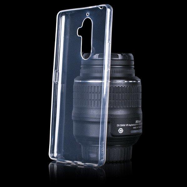 premium selection 70345 dc553 BACK CASE COVER LENOVO K8 NOTE Ultra slim 0.3mm TRANSPARENT