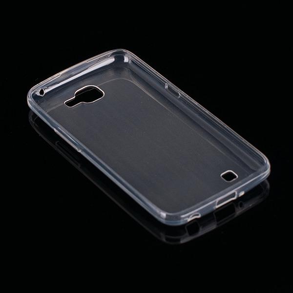Invisible Cas Ultra Mince Pour Le Lg K4 - Transparent KpVuBE