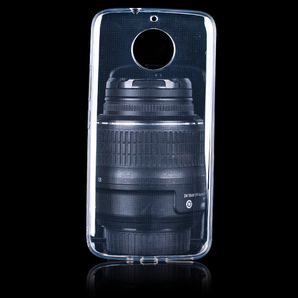 buy popular 0f7a3 155ca BACK CASE COVER MOTOROLA MOTO G5S Ultra slim 0.3mm TRANSPARENT
