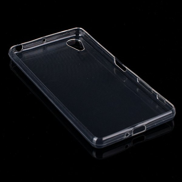 new product 042d7 72a18 BACK CASE COVER SONY XPERIA X PERFORMANCE Ultra slim 0.3mm TRANSPARENT